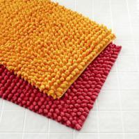 Oranje badkamer accessoires