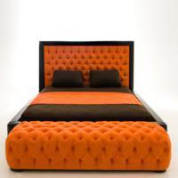 Oranje Bedden